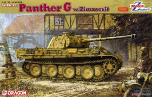 Dragon 1/35 Sd.Kfz.171 Panther G w/Zimmerit 6384