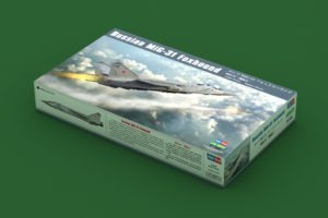 81753 HobbyBoss 1/48 Russian MiG-31 Foxhound.