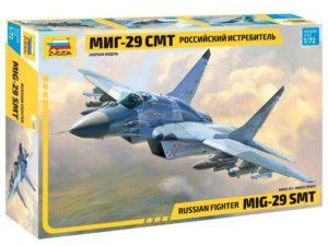 7309 Звезда Многоцелевой фронтовой истребитель МиГ-29 СМТ