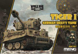 Meng Model WWT-001 Toons Tiger I