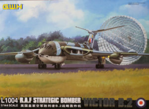L1004 Great Wall  R.A.F. STRATEGIC BOMBER VICTOR B2