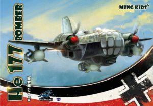 mPLANE-003 Meng HE-177 BOMBER