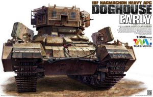 4624 IDF Nagmachon Heavy APC Doghouse Early