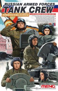 HS-007 Meng 1/35 RUSSIAN ARMED FORCES TANK CREW