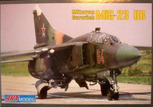 7210 ART-model 1/72 Микоян-Гуревич МиГ-23УБ