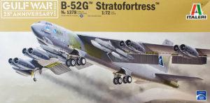Italeri 01378 B-52G Stratofortress Gulf War 1:72