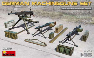 35250 MiniArt 1/35 German Machineguns set