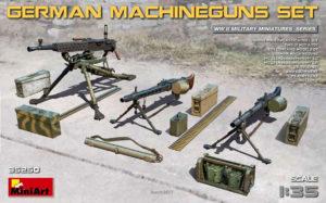 35250 MiniArt 1/35 German Machineguns set