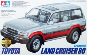 24107 Tamiya 1/24 Toyota Land Cruiser 80 Vx Limited
