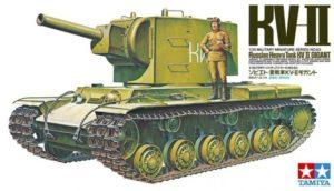 35063 Tamiya Советский танк КВ-2