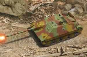 Amusing Hobby 35A021 Jagdpanzer 38(D) 1:35