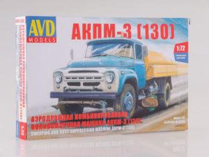 1289AVD AVD Models 1/72 АКПМ-3 (130)