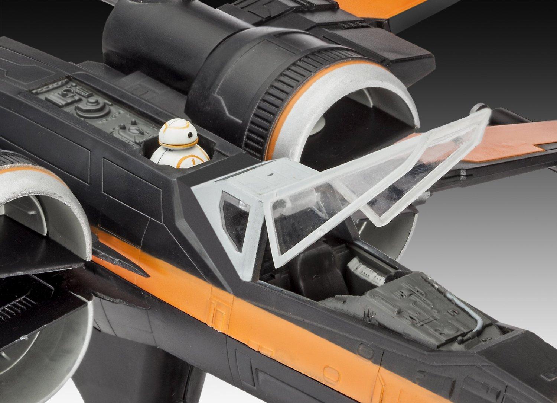 X wing helm kit