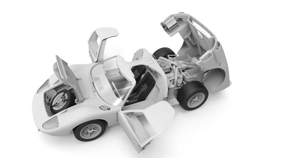 Автомобили 1:12